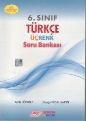 Esen&Üçrenk 6. Sınıf Türkçe Soru Bankası