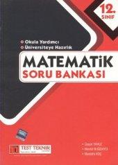 Test Teknik 12. Sınıf Matematik Soru Bankası (Kampanyalı)