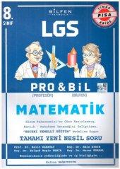 Bilfen 8. Sınıf Matematik Probil Soru Bankası