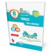 Basamak 8. Sınıf Türkçe Soru Bankası