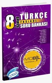 Mobil 8. Sınıf Türkçe Fasikül Soru Bankası