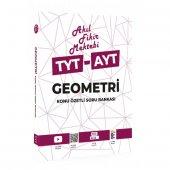 Tonguç TYT&AYT Geometri Akıl Fikir Mektebi Konu Anlatımlı Soru Bankası