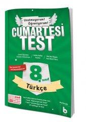 Basamak 8. Sınıf Türkçe Cumartesi Test