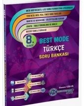Gür 8. Sınıf Türkçe Best Mode Soru Bankası