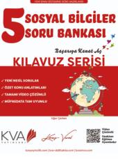 Koray Varol 5. Sınıf Sosyal Bilgier Soru Bankası Kılavuz Serisi