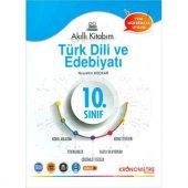 Kronometre 10. Sınıf Türk Dili ve Edebiyatı Akıllı Kitabım