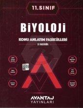 Avantaj 11. Sınıf Biyoloji Konu Anlatım Fasikülleri