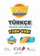 Koray Varol 8. Sınıf Türkçe Yeni Nesil Soru Bankası