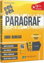 Referans 8. Sınıf Paragraf Soru Bankası Video Çözümlü