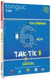 Tonguç 6. Sınıf Taktikli Sayısal Soru Bankası