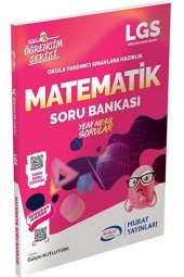 Murat 8. Sınıf Matematik Öğrencim Serisi Soru Bankası