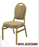 Sandalye Alüminyum Hilton kolsuz