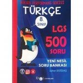 İdol 8. Sınıf Yüksek Performans Türkçe Soru Bankası