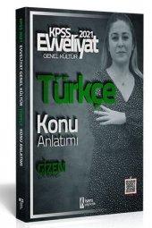 İsem Evveliyat KPSS Türkçe Konu Anlatımı 2021