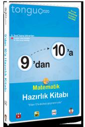 Tonguç 9 Dan 10 A Matematik Hazırlık Kitabı