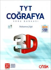 Çözüm 3D TYT Coğrafya Soru Bankası