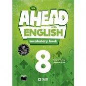 Ahead With English 8. Sınıf Vocabulary Book
