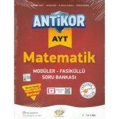 Fdd AYT Matematik Antikor Soru Bankası