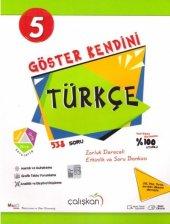 Çalışkan 5. Sınıf Türkçe Göster Kendini Soru Bankası