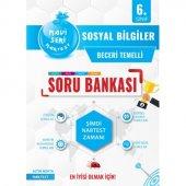 Nartest 6. Sınıf Mavi Sosyal Bilgiler Soru Bankası