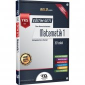 Tandem TYT Matematik 1 Eğitim Seti Gold Serisi
