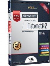 Tandem TYT&AYT Matematik 2 Gold Serisi Eğitim Seti