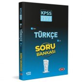 Data KPSS Türkçe Soru Bankası 2021