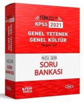 Data KPSS Genel Kültür Genel Yetenek Soru Bankası Seti 2021