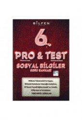 Bilfen 6. Sınıf Sosyal Bilgiler Pro-Test Soru Bankası