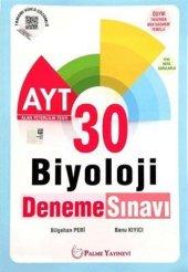 Palme AYT Biyoloji 30 Deneme Video Çözümlü