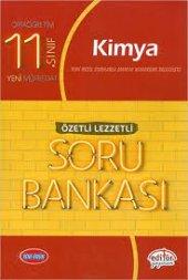 Editör 11. Sınıf Kimya Soru Bankası Özetli Lezzetli