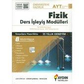 Aydın AYT Fizik Ders İşleyiş Modülleri