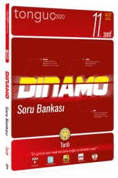 Tonguç 11. Sınıf Tarih Dinamo Soru Bankası