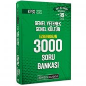 Pegem KPSS KPSS GY GK Kültür Ezberbozan 3000 Soru Bankası 2021