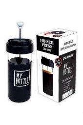 My Bottle French Pressli Mug 450 ml. Siyah