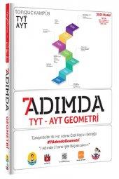 Tonguç Akademi 7 Adımda TYT AYT Geometri Soru Bankası
