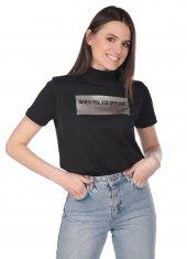 Markapia Dıjital Baskılı Kadın T-Shirt