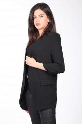 Blue White Siyah Blazer Ceket