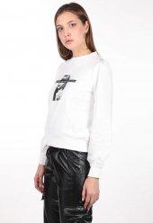 Markapia Baskılı Sweatshirt