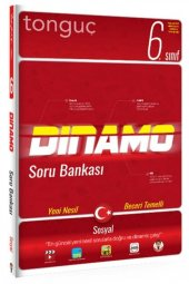 Tonguç 6. Sınıf Dinamo Sosyal Bilgiler Soru Bankası
