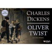 Can Sanat Charles Dicknes Oliver Twist Mini Kitap