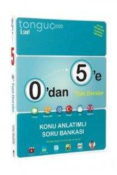 0dan 5e Tüm Dersler Konu Anlatımlı Soru Bankası - Kolektif