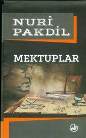Mektuplar 3 Kitap Takım   Nuri Pakdil   Edebiyat Dergisi Yayınları