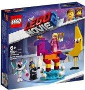 Lego Movie 2 70824 Kraliçe Watevra Wanabi Karşınızda