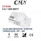 Cata Ct-9185 Radar Hareket Sensörü