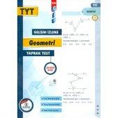 Özdebir TYT Geometri Gis Yaprak Test