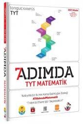 TYT Matematik 7 Adımda Soru Bankası Tonguç Akademi