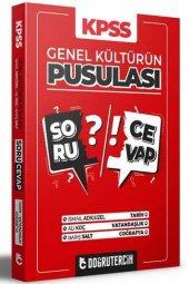 2021 KPSS Genel Kültürün Pusulası Soru Cevap Doğru Tercih Yayınları