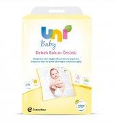 Uni Baby Bebek Bakım Örtüsü (10 Adet)