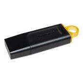 Kingston DTX-128GB 128Gb USB3.2 Gen1 DataTraveler Exodia (Black + Yellow) Flash Bellek
